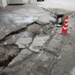 借地権 地震