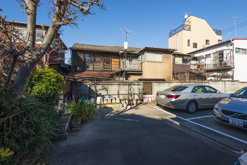 【200万円】兄弟に占有されている「建物の共有持分1/3」を買取!